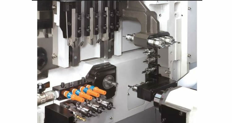 9 AXIS CNC SLIDING AUTOMATION