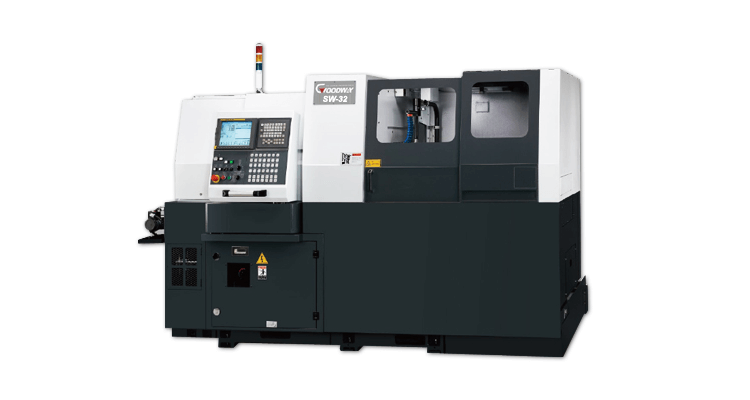 8 AXIS 32 SLIDING SLIDING AUTOMATIC